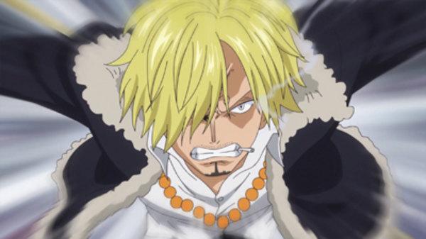 One Piece Episodio 764