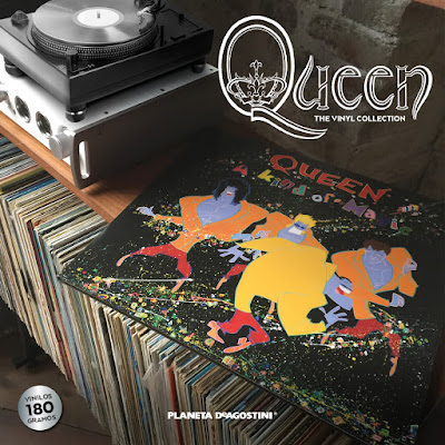 Colección 'Queen The Vinyl Collection'