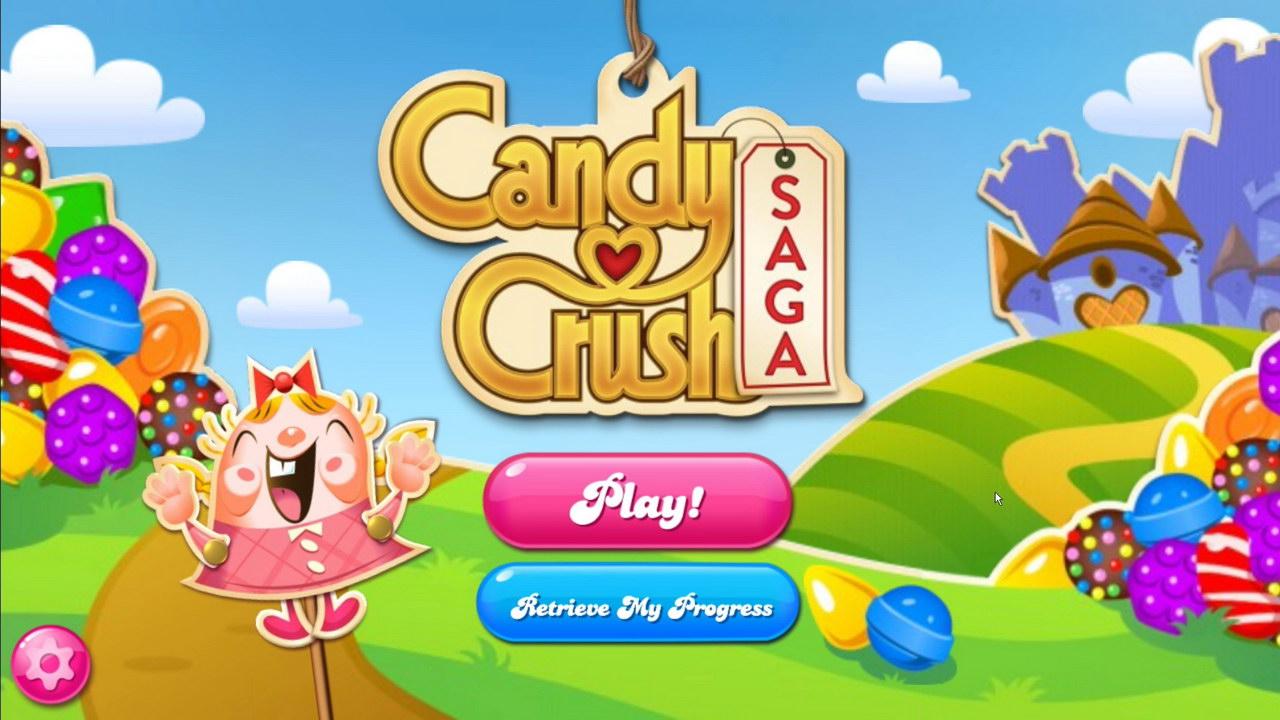 تحميل لعبة كاندي كراش للاندرويد والايفون Candy Crush Saga