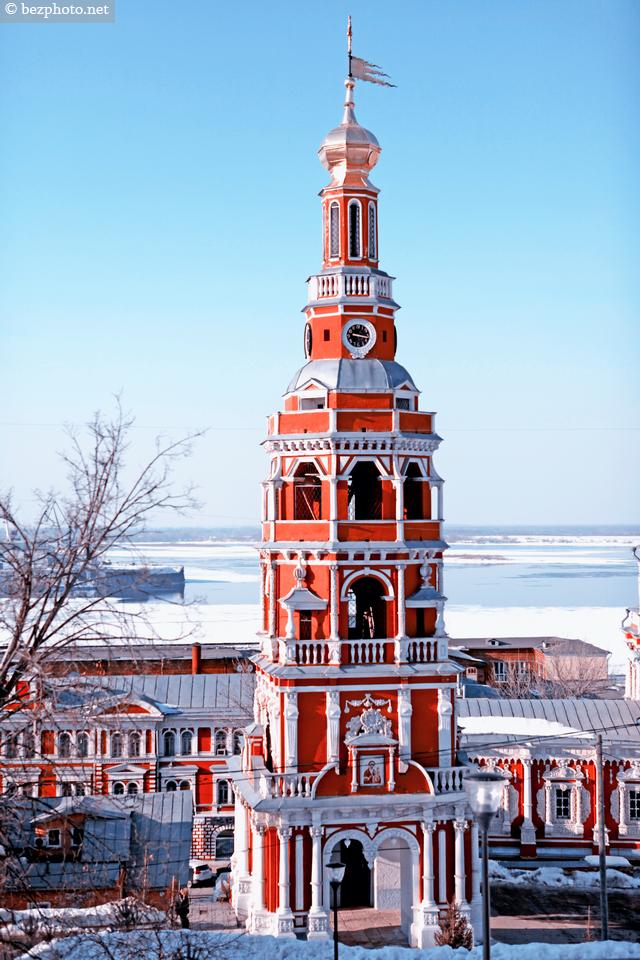 строгановская церковь нижний новгород