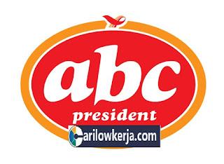 INFO 2020 Lowongan Kerja PT ABC President Indonesia Karawang