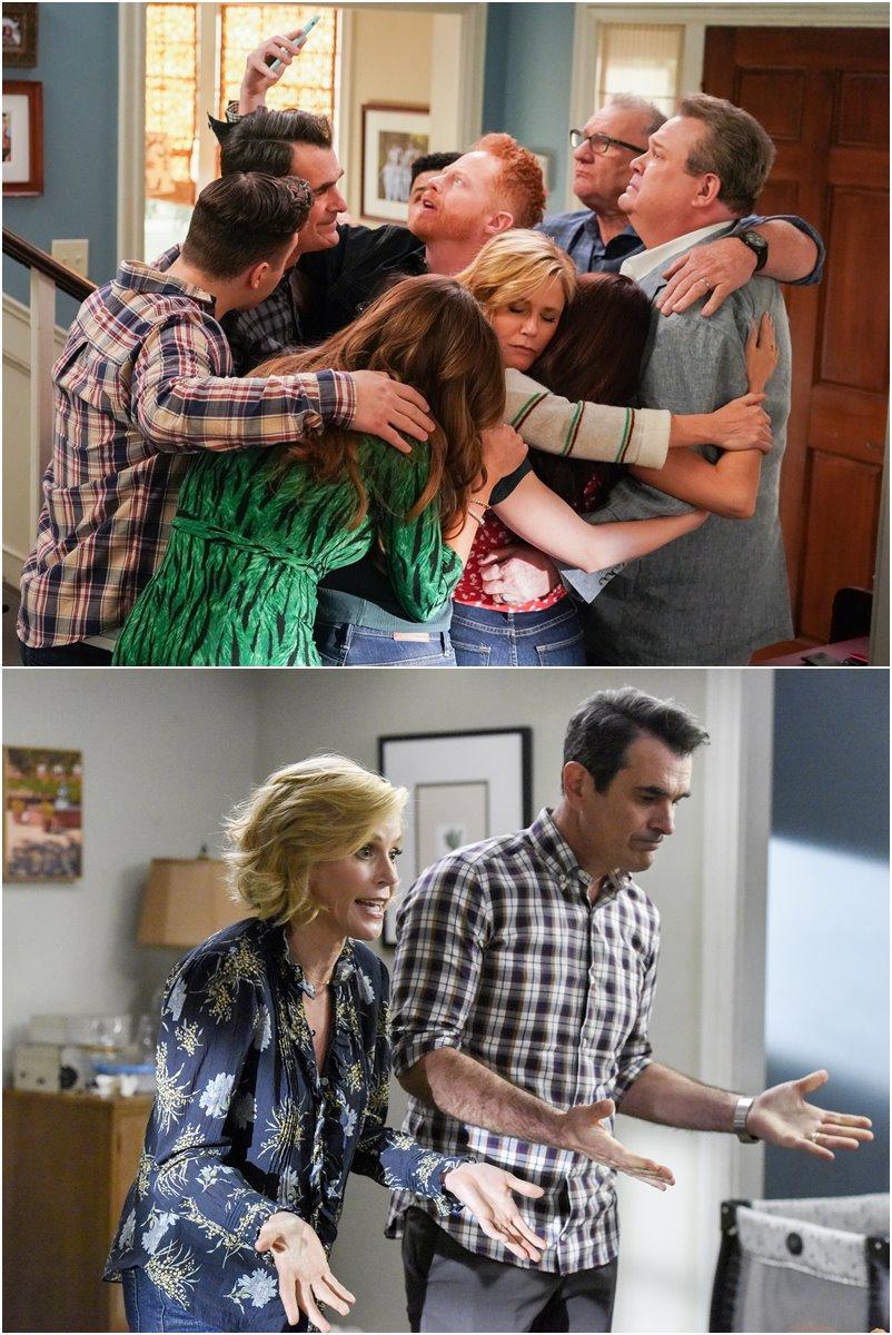 Modern Family ou Família Moderna série comédia