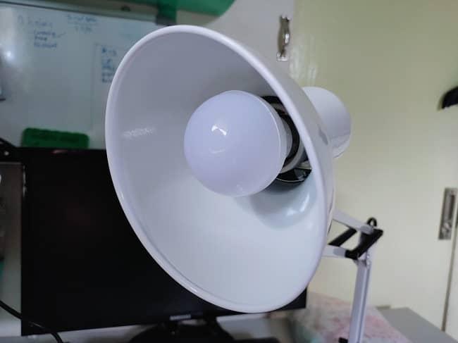 lampu meja murah di shopee