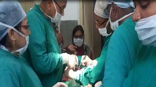 छह साल के बच्चे पेट से निकला भ्रूण, पीएमसीएच के डॉक्टरों ने मेडिकल साइंस के लिए बताया अजूबा
