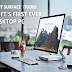 Microsoft Launches Its First Desktop PC [Surface Studio]