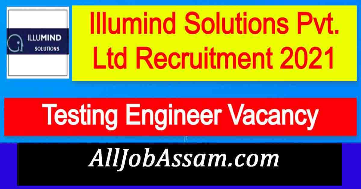 Illumind Solutions Pvt. Ltd Recruitment 2021