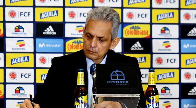 Rueda, sin rodeos: Lo que dijo el técnico de la Selección Colombia de los casos de James Rodríguez y Sebastián Villa