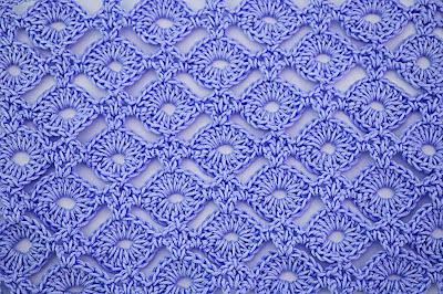 5 - Crochet IMAGEN Puntada de circilos para blusas y jarseys a crochet y ganchillo. MAJOVEL CROCHET