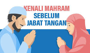 Mengenali Mahram pada Hari Raya Lebaran (Idul Fitri)