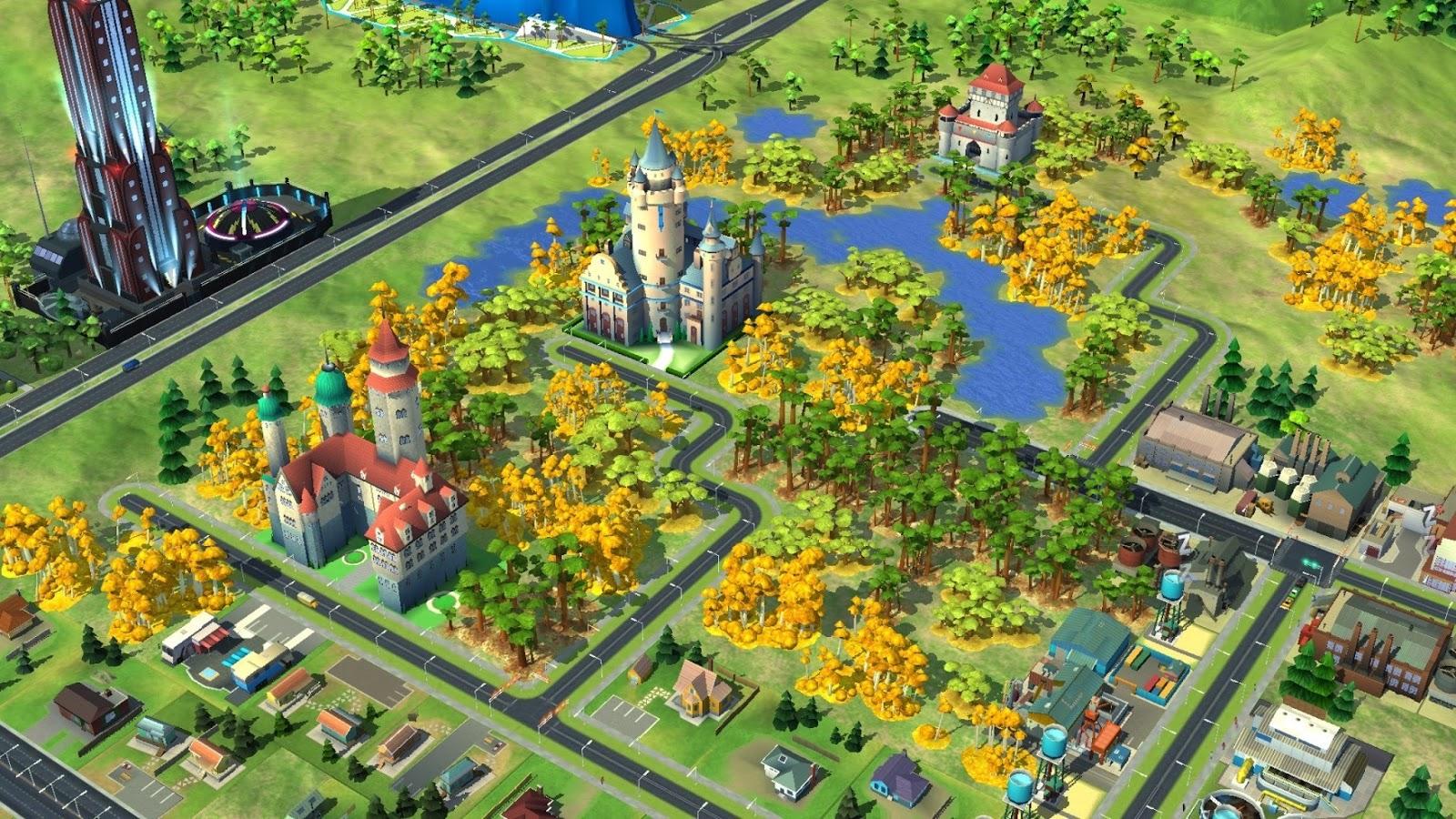 Sim city buildit | SimCity BuildIt mod apk Unlimited Money+Coins+