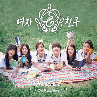 [Mini Album] GFRIEND - 2nd Mini Album 'Flower Bud' (MP3) full zip rar 320kbps