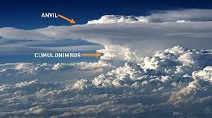 Jenis Awan Cumulonimbus Calvus Bag. IV