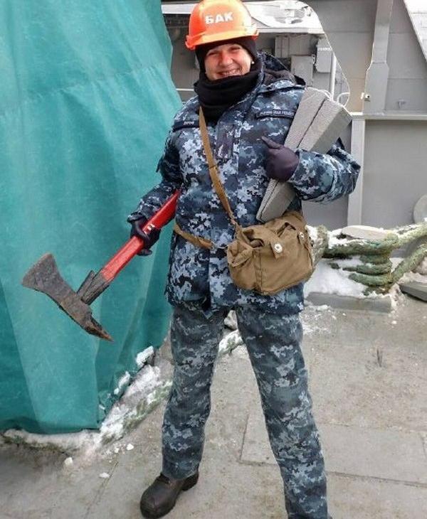 Як служиться жінці на судні ВМС України