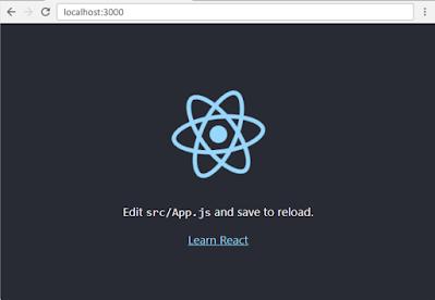 First React App