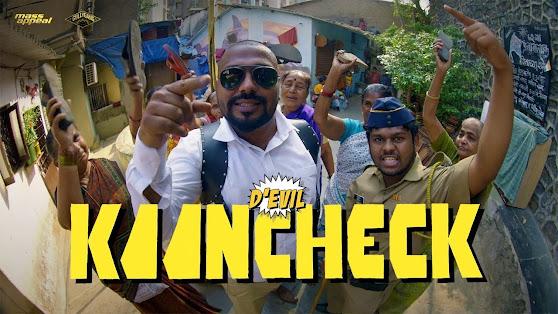 D'Evil - Kaancheck Song Lyrics | Prod. By Karan Kanchan | Saurabh Gadge, Just Neel Things, Focused Indian Lyrics Planet