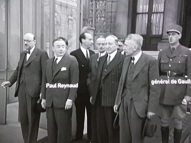 Remaniement ministériel du 5 Juin 1940