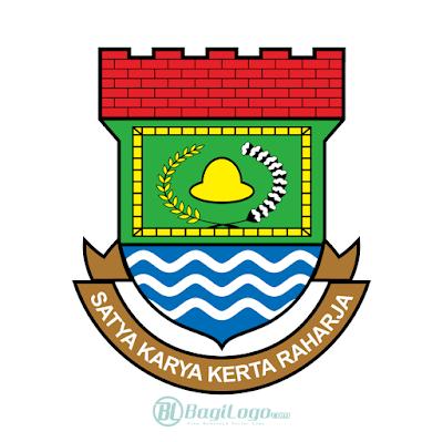 Kabupaten Tangerang Logo Vector