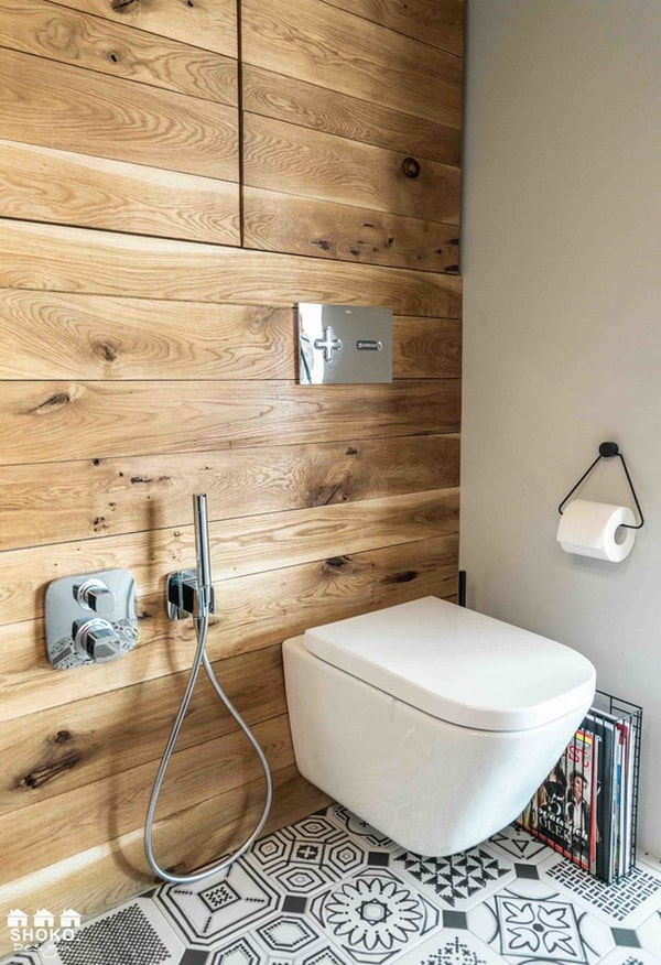 Solutions To Decorate Small Bathrooms 2