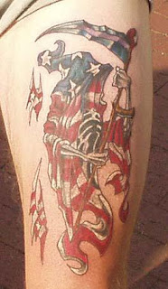 25 Cool Grim Reaper Tattoos Design Best Tattoo Pictures
