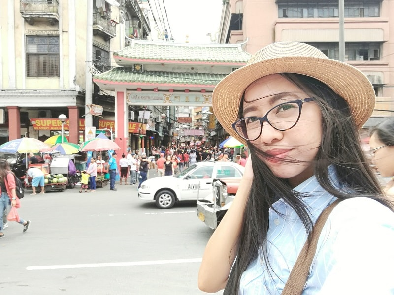 How I Celebrate CNY at Ongpin Street in Binondo Manila