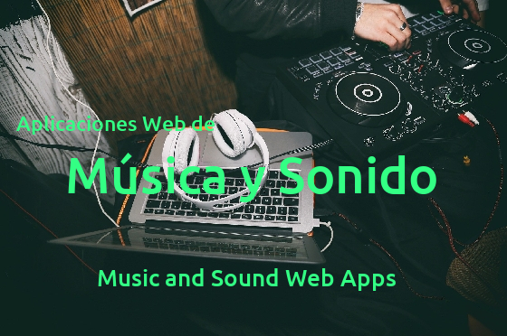 music web apps