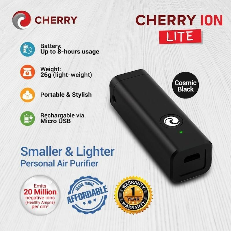 A brief look at Cherry Ion Lite's features