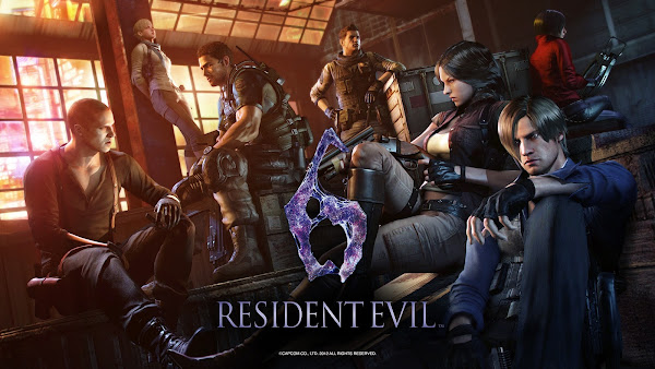 Download Resident Evil 6 Via Google Drive