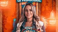 Michele Andrade - Live Arraiá Pé de Serra - Junho 2020