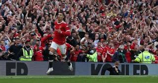 هدف رونالدو هو الاعتزال في مانشستر يونايتد وتدريب ابنه في المستقبل Cristiano Ronaldo