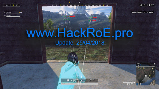 Hack RoE - Fix Error Box ESP, Player ESP, Wallhacks Garena Free [25/04/2018]
