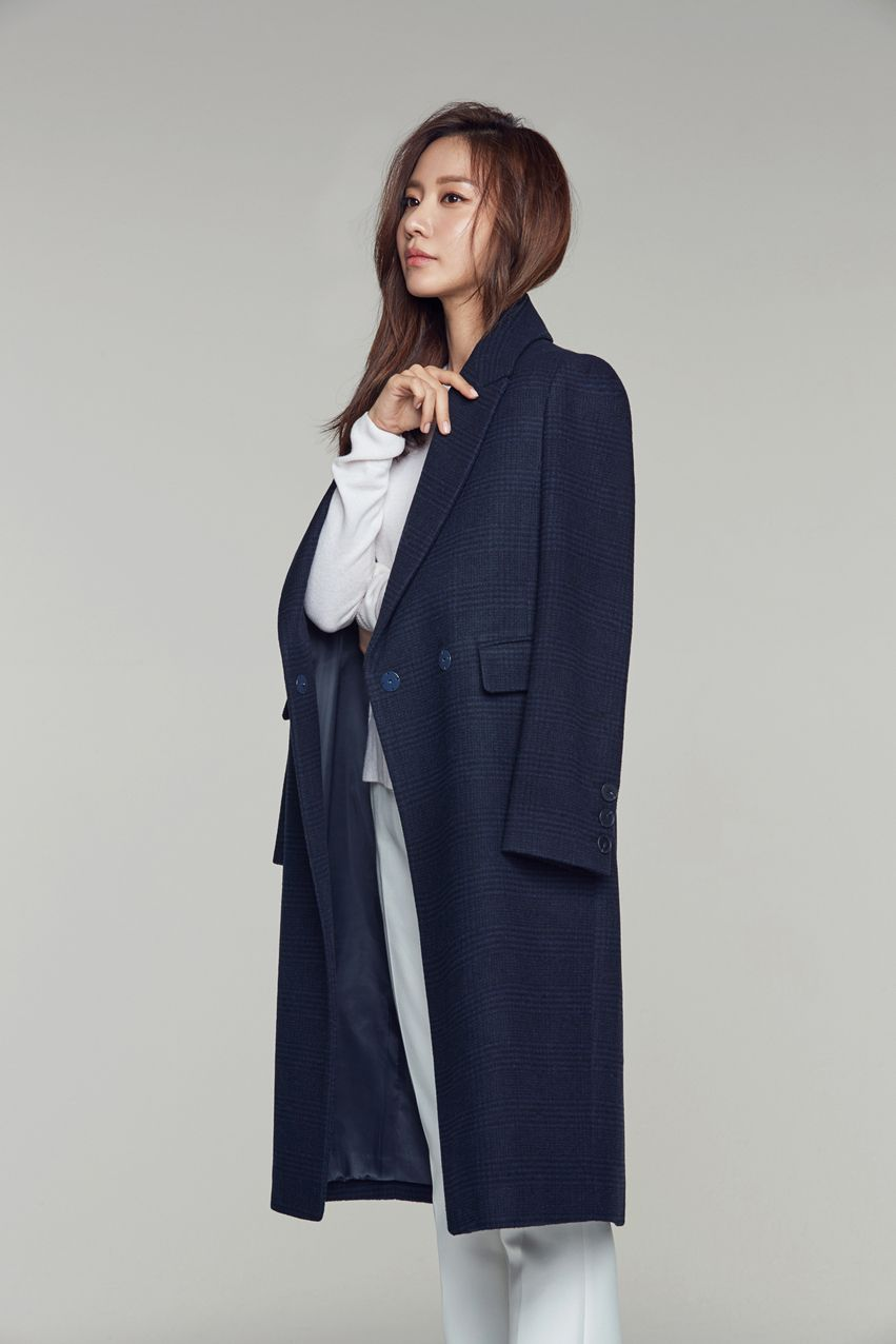 chic and refined ah joong for a g fall ads popdramatic