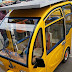 Meet This Tricycle (Keke) Powered by Solar System Made by a Nigerian | See Pictures