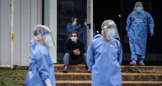 Récord de casos de Covid en la Provincia y crece la preocupación