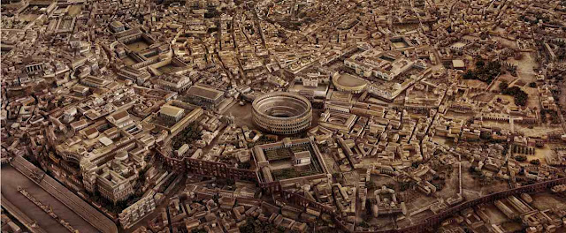 Antigua Roma y servidumbres