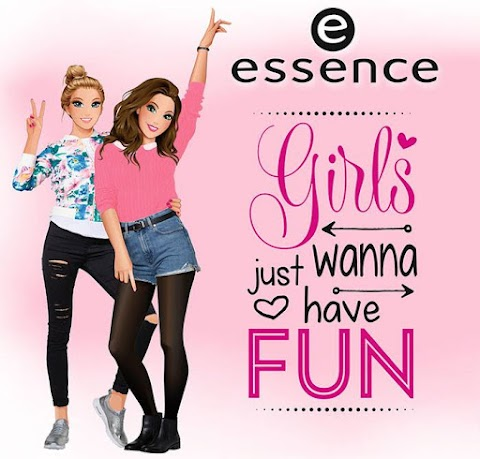 Essence Girls Just Wanna Have Fun Fall 2016 Collection