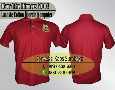 Pesan Kaos Polo dan Bordir Seragam Kerja Murah Surabaya, Order Bikin Kaos Polo dan Bordir Seragam Kerja Murah Surabaya