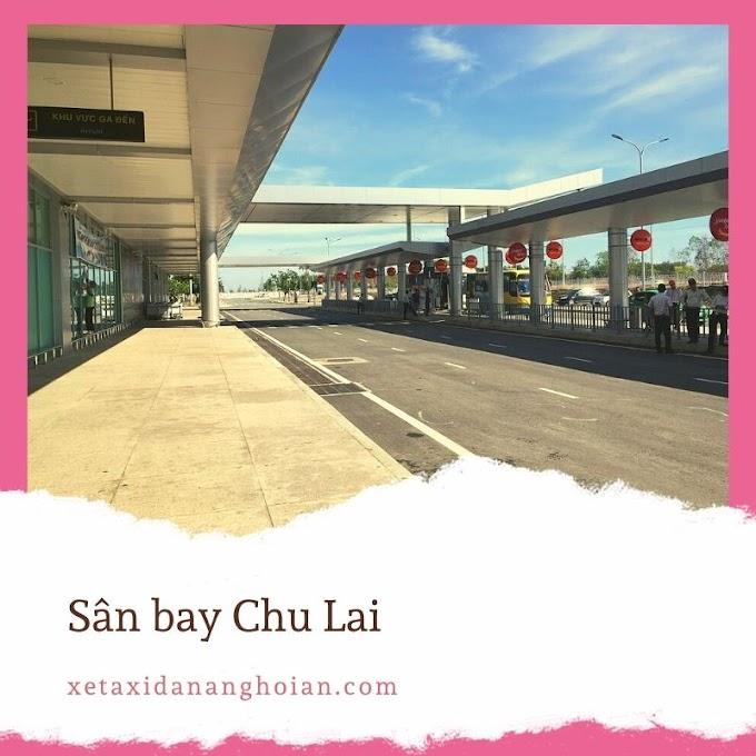 [Đặt xe] Taxi Hội An sân bay Chu Lai