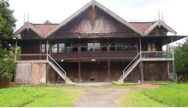 Rumah adat Bengkulah, Dibangun 1897, Bertahan Hingga Zaman Now