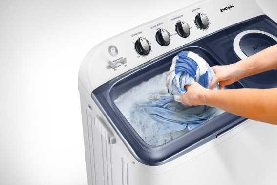 Cara Mengeringkan Pakaian di Mesin Cuci