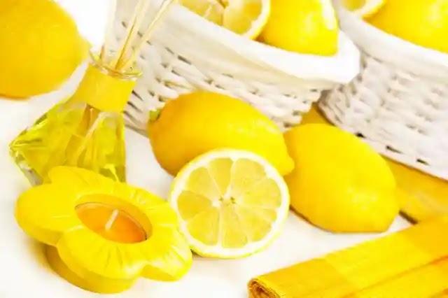 قشر الليمون لتبييض الأسنان ومحاربة التسوس