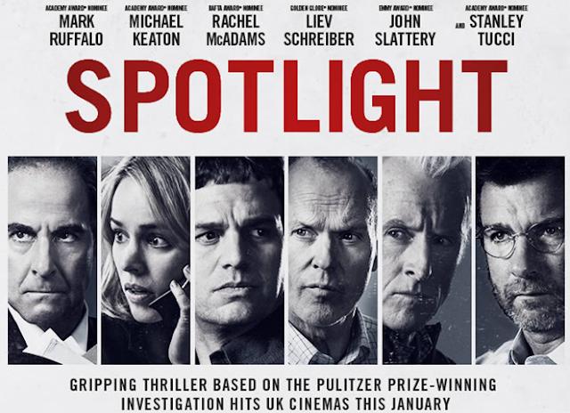 فيلم Spotlight يحاول اقتناص الأوسكار بـ6 ترشيحات