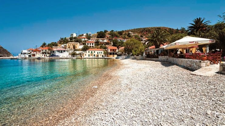 15. Assos, Kefalonia, Hellas (Greece) - 29 Most Exciting Beaches to Visit