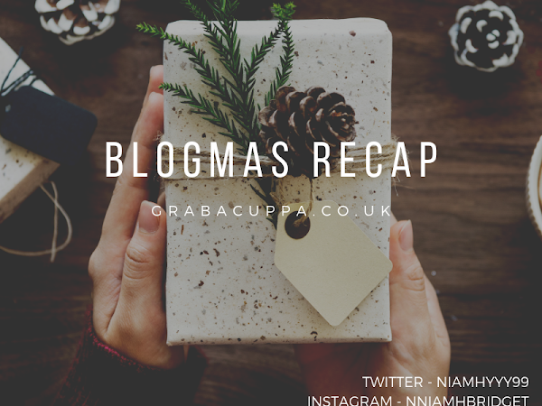 Afternoon Tea (NM) - blogmas review
