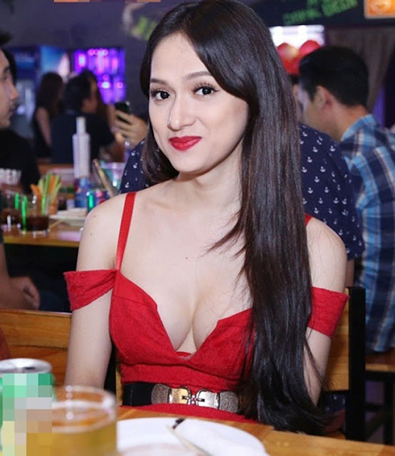 Hot girls Huong Giang sexy Miss Transgender 2017