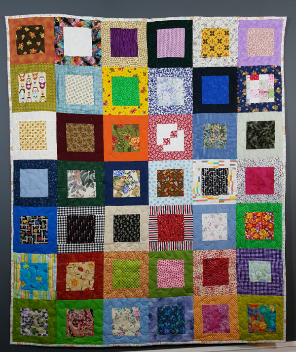 Charity quilts | DevotedQuilter.blogspot.com