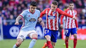 مباراة أتلتيكو مدريد وسيلتا فيجو