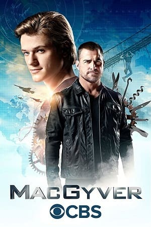 MacGyver - 2ª Temporada Séries Torrent Download capa