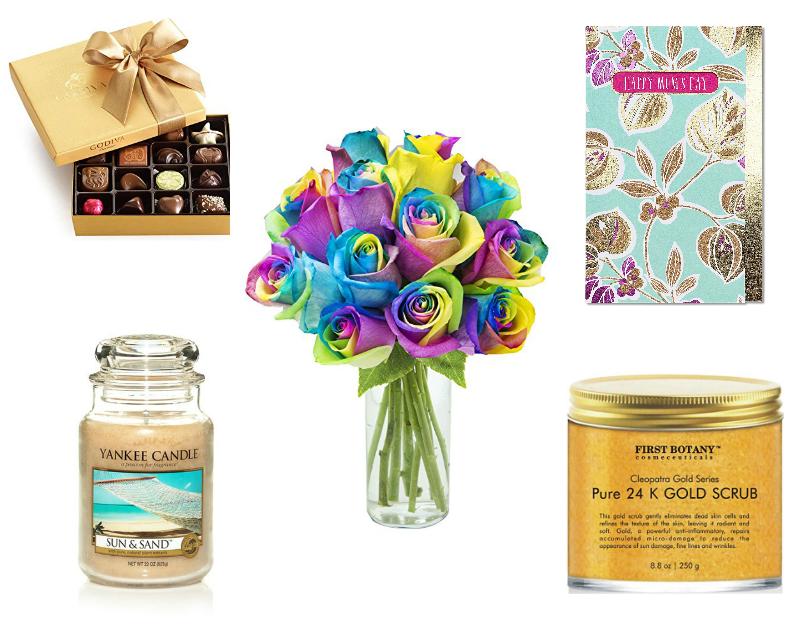 a picture of mother's day gifts
