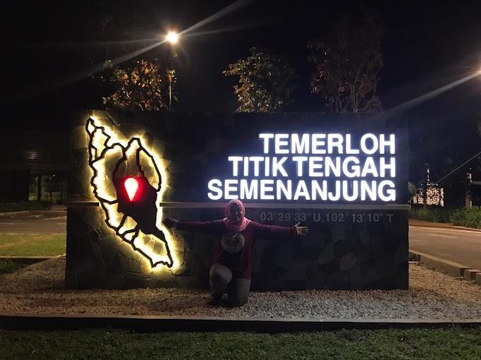 Temerloh Titik Tengah Semenanjung Malaysia (TTMS)