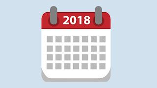 Kalender Hari LIBUR NASIONAL 2018 Update